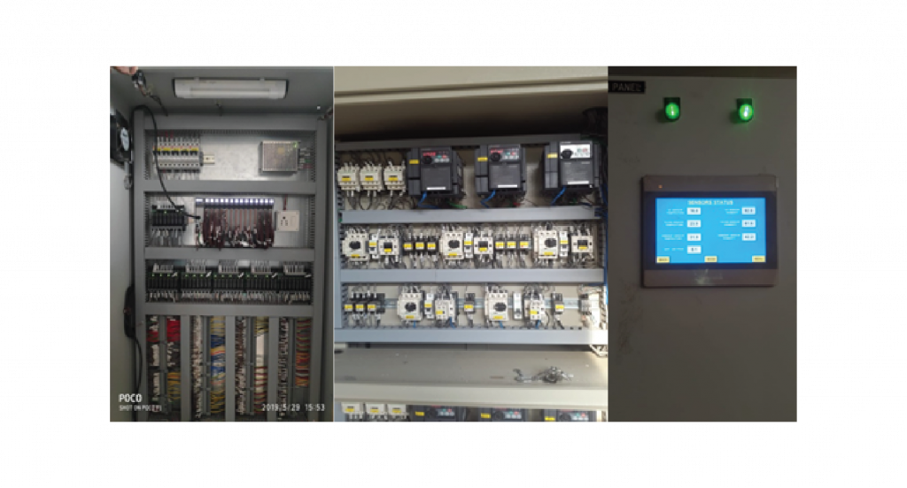 Industrial Automation Solutions, HVAC Solutions, PLC for Industrial Automation