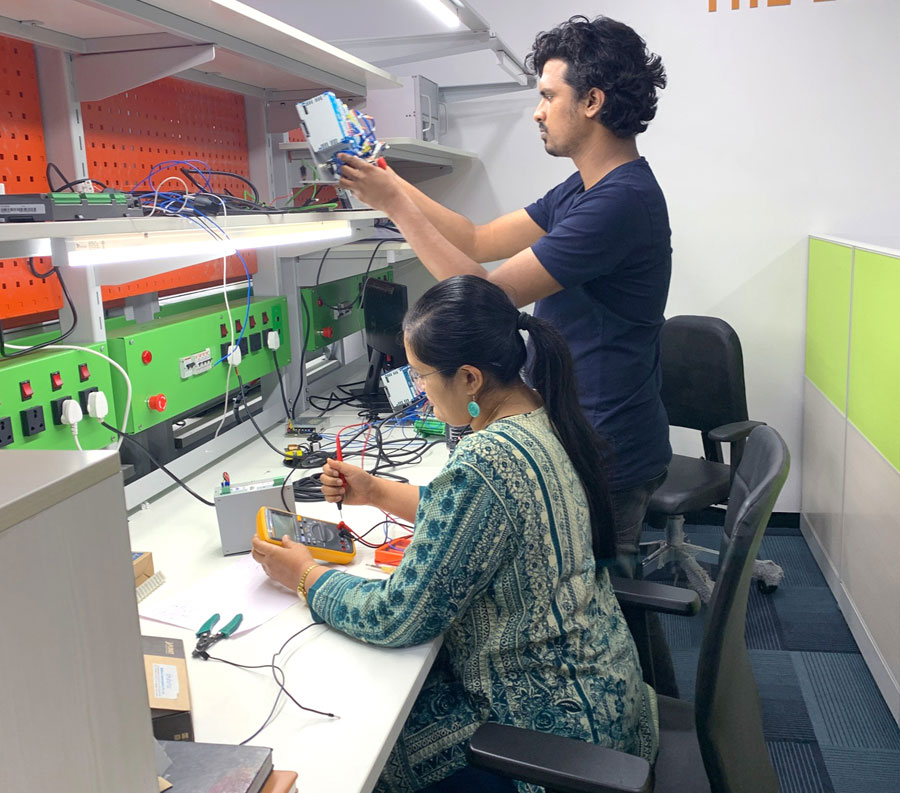 Workplace technology solutions in India