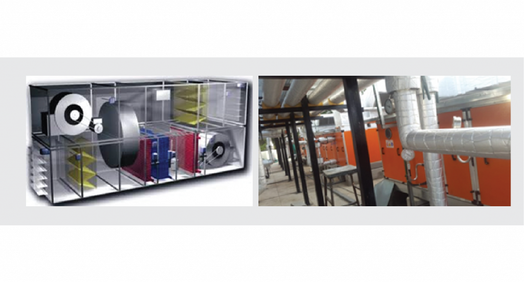 HVAC Solutions, PLC for Industrial Automation