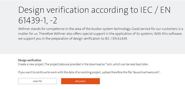 Design Verification According to IEC-EN-61439-1-2