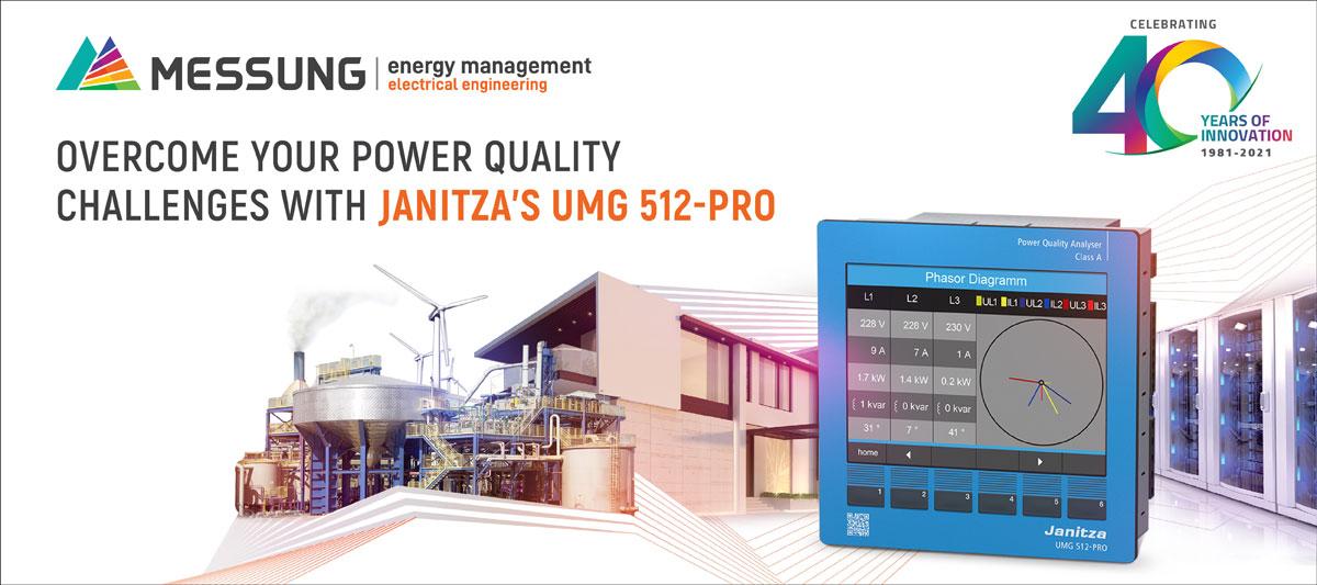 Power Quality Analyser