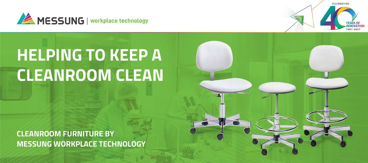Cleanroom Lab Chair