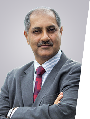 Farook Merchant, Chairman & Managing Director