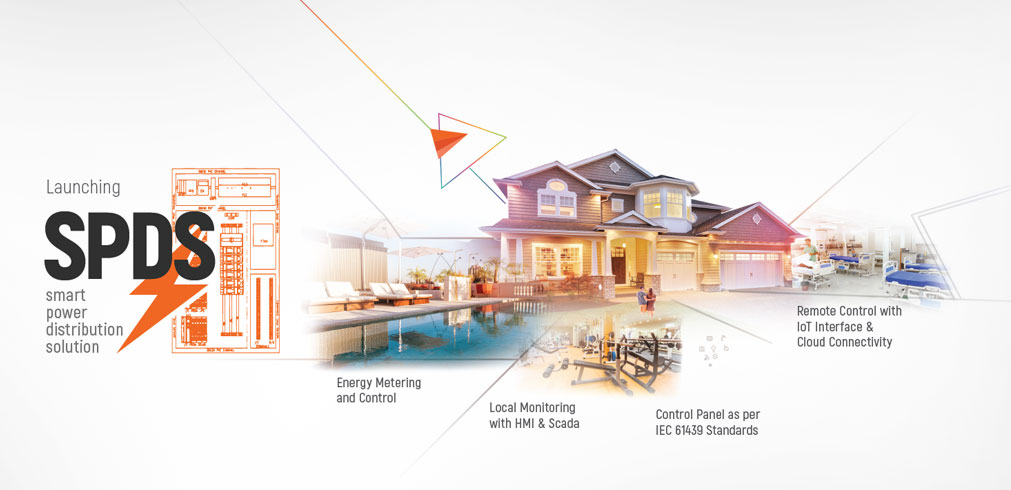 Messung Smart Power Distribution solution for Villas