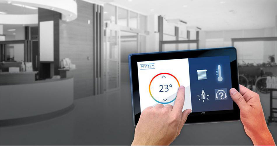 building automation & control solutions in India